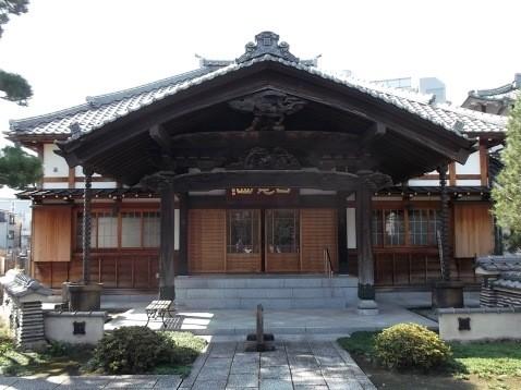 海徳寺の画像1