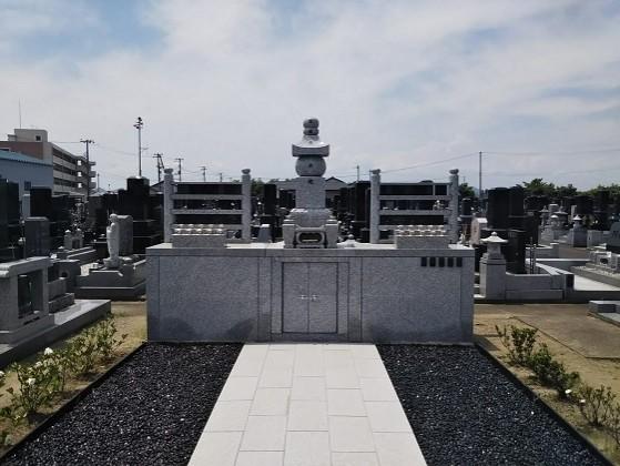 亘理 思い出の郷   共有墓の画像