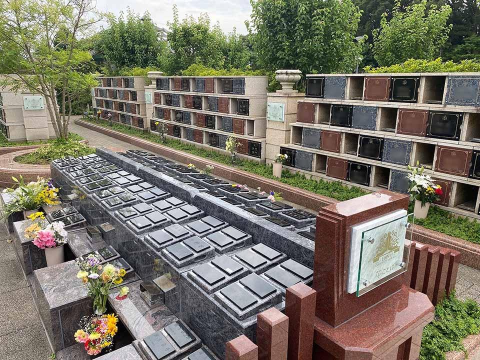 海老名フォーシーズンメモリアル 永代供養墓「花ことば」の画像2