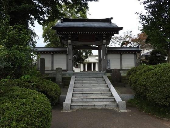 天龍山中興寺 | 宮城県大和町