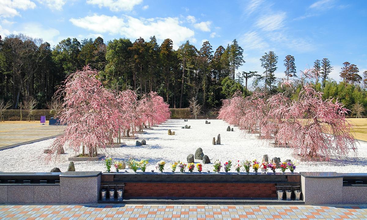 杜の郷霊園 庭園葬2