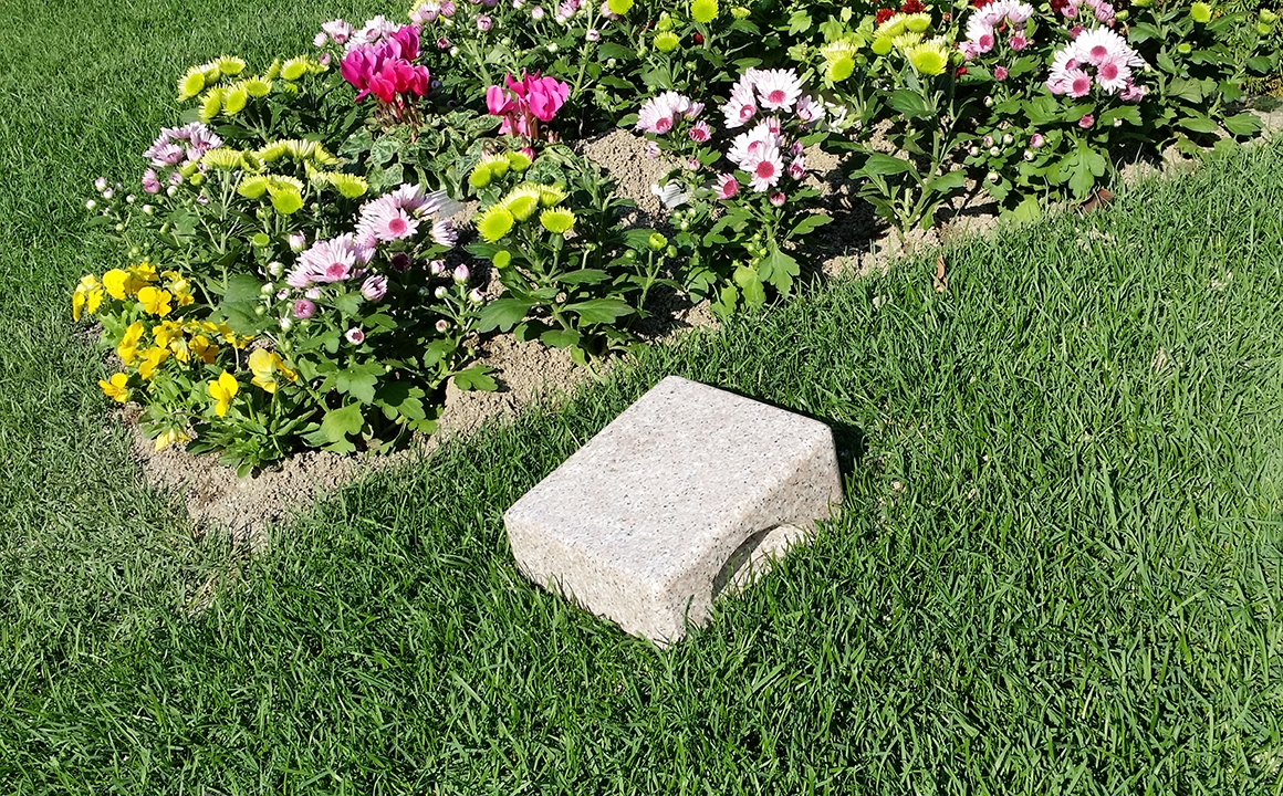 芝びしゃもん浄苑 樹木葬墓地