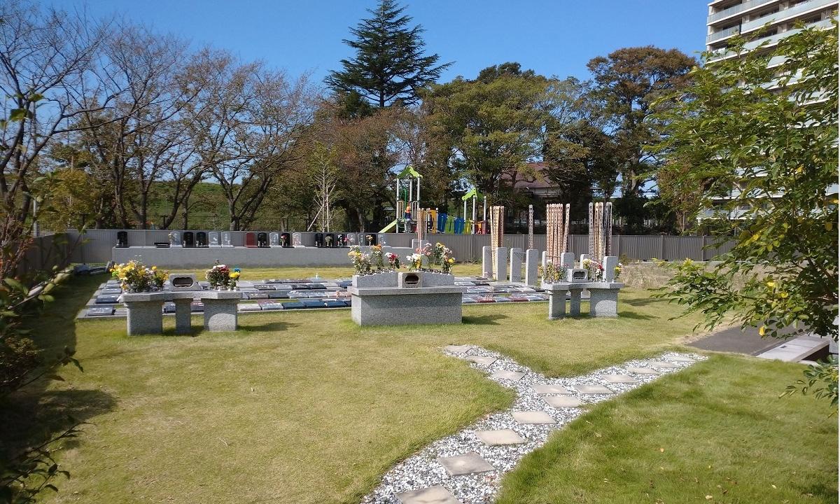白蓮院墓苑 樹木葬