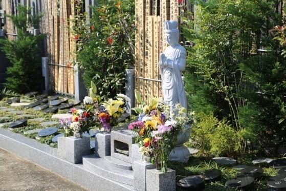 豊島染井樹木葬墓地の画像1