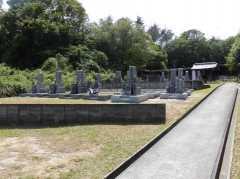 上川原・清水共同墓地