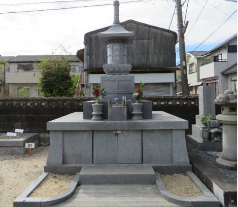 吉良霊園永代供養塔1