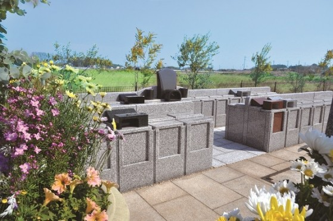メモリアルガーデン桶川霊園 永代供養墓