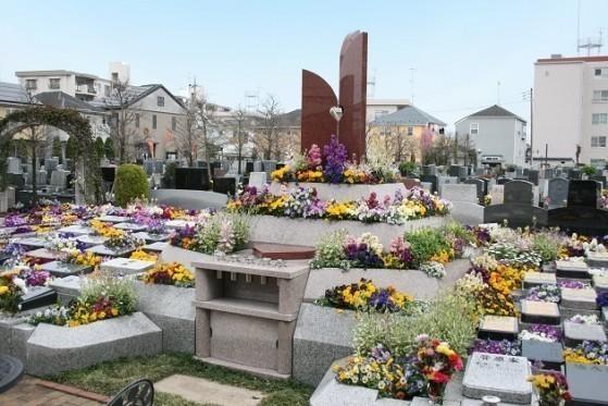 小平メモリアルガーデン ガーデニング型樹木葬「フラワージュ」|ガーデニング型樹木葬「フラワージュ」