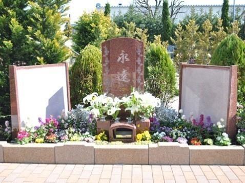 フラワーメモリアル国立府中 ガーデニング型樹木葬「フラワージュ」の画像2