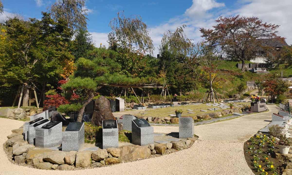 松島樹木葬(宮城県松島町)|無料で資料請求【いいお墓】