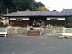 徳恩寺墓苑