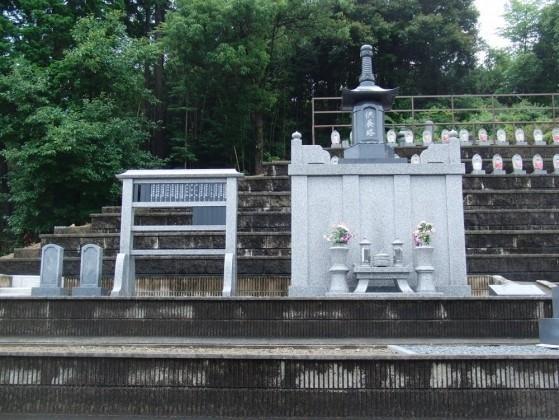 円福寺墓地の画像1