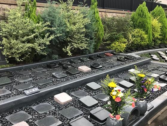 樹木葬型墓地「こころ」の画像1