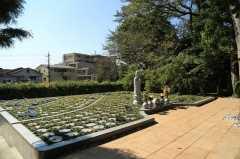 氷川台樹木葬墓地