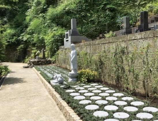 北鎌倉樹木葬墓地