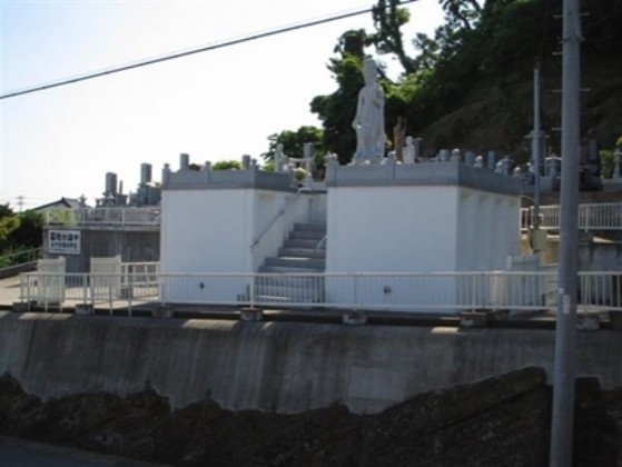 鏡ケ浦霊園