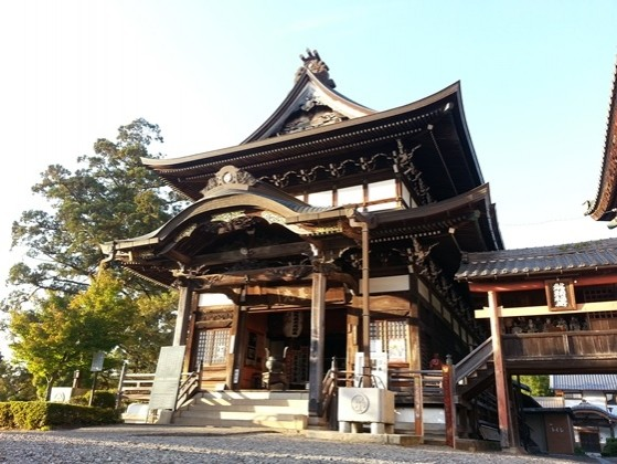 関善光寺 観音霊廟