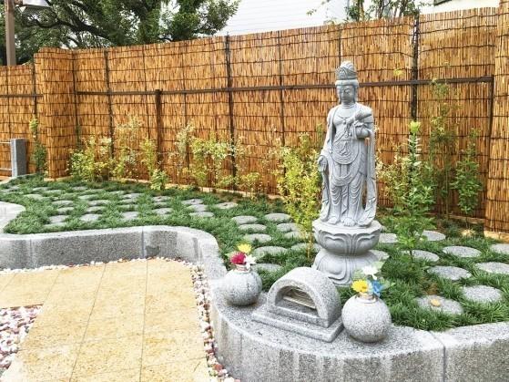 瑞江樹木葬緑風苑
