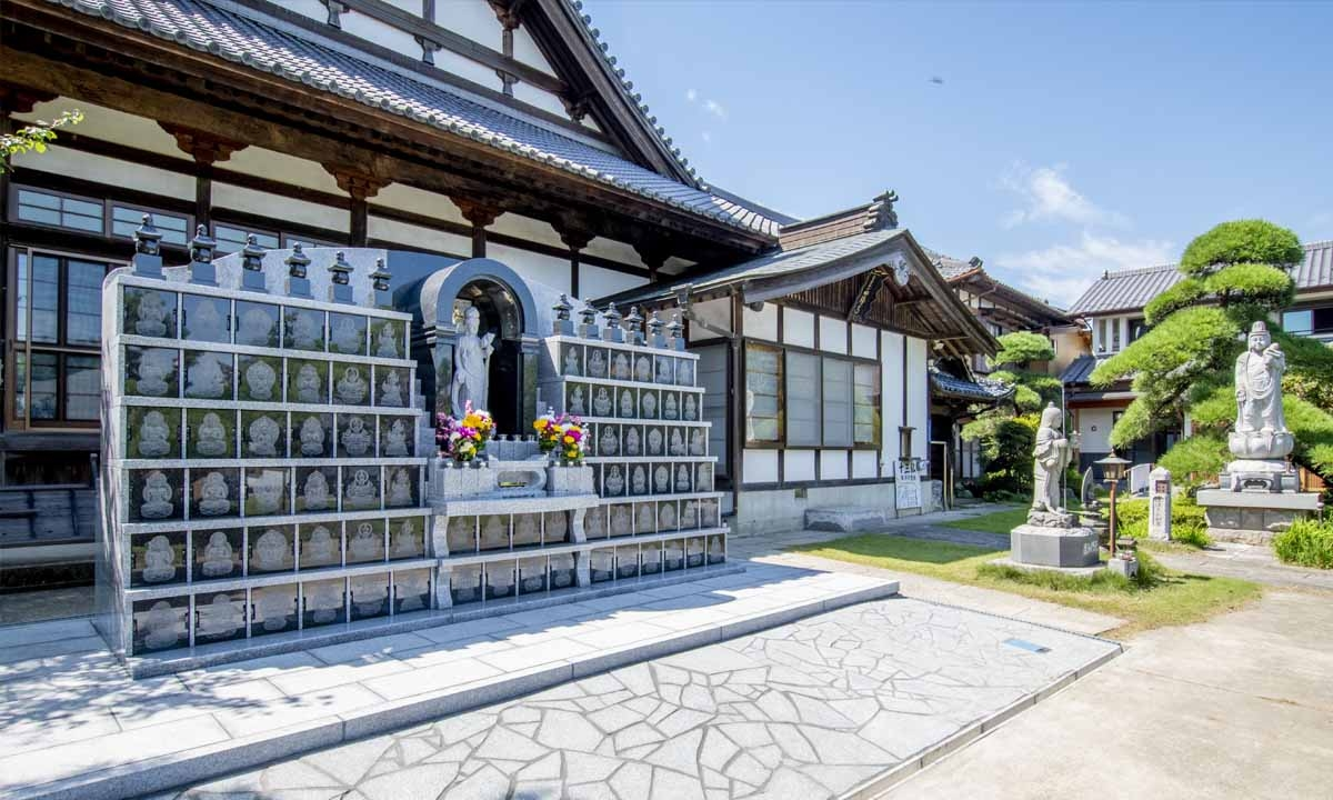 西浄寺 永代供養墓
