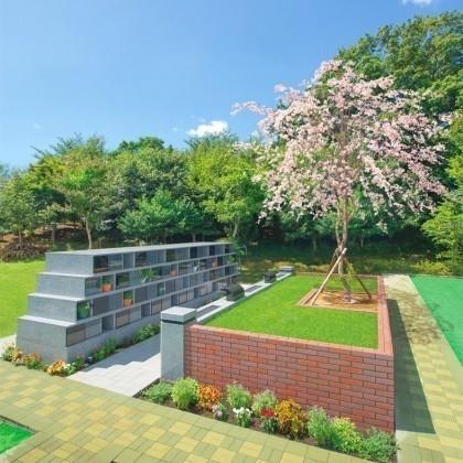 環境霊園横浜みどりの森 樹木葬・永代供養墓2