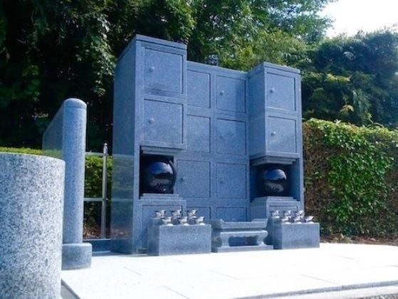 慶林寺 のうこつぼ
