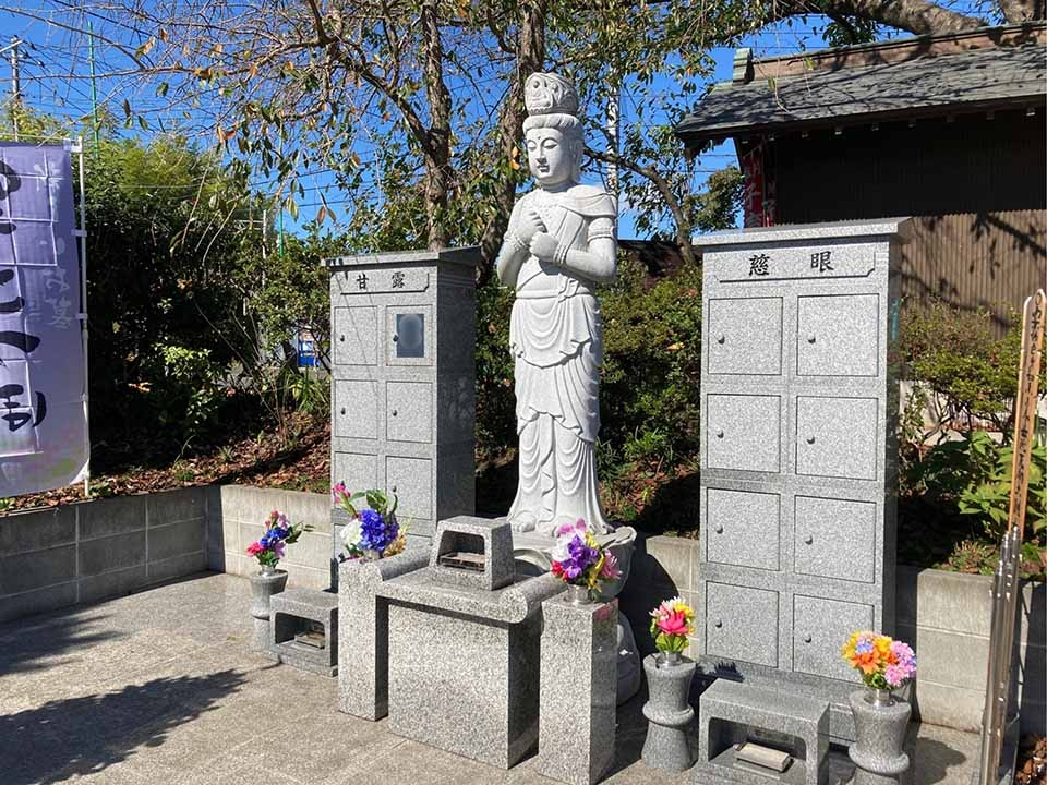 東勝寺 のうこつぼの画像1