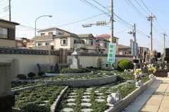 川口樹木葬墓地