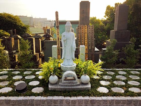 藤沢樹木葬墓地|藤沢樹木葬墓地