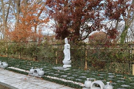 千葉中央樹木葬墓地