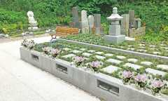 白山釜利谷樹木葬墓地