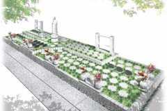 北鎌倉十王堂樹木葬墓地の画像