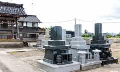 賢徳寺 なんと百合の花霊園の画像