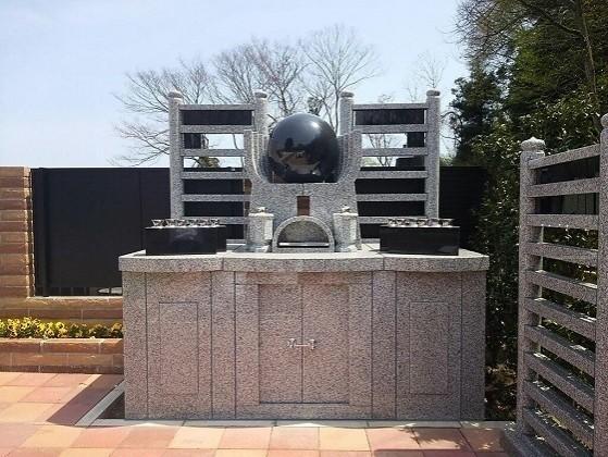 泉紅寿の杜共有墓の画像