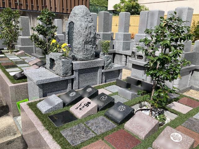 万福寺 屋外納骨堂・樹木葬墓地・一般墓