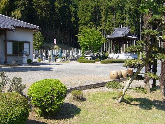 自然葬墓苑「絆」