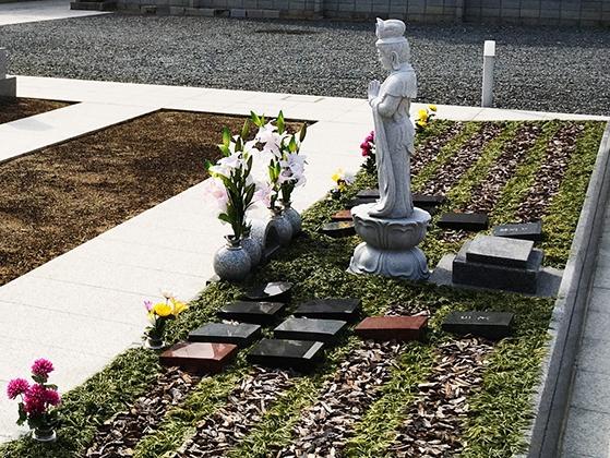 西成樹木葬墓地