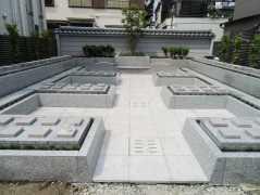 赤羽浄苑樹林墓