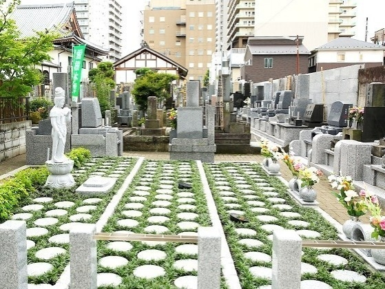 八王子本町樹木葬墓地