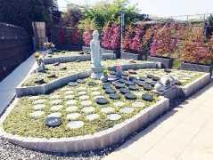 溝の口樹木葬墓地