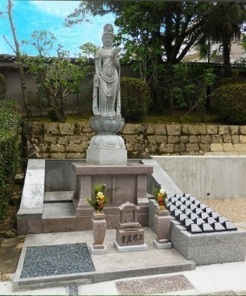 寒山寺|永代供養墓「久遠」