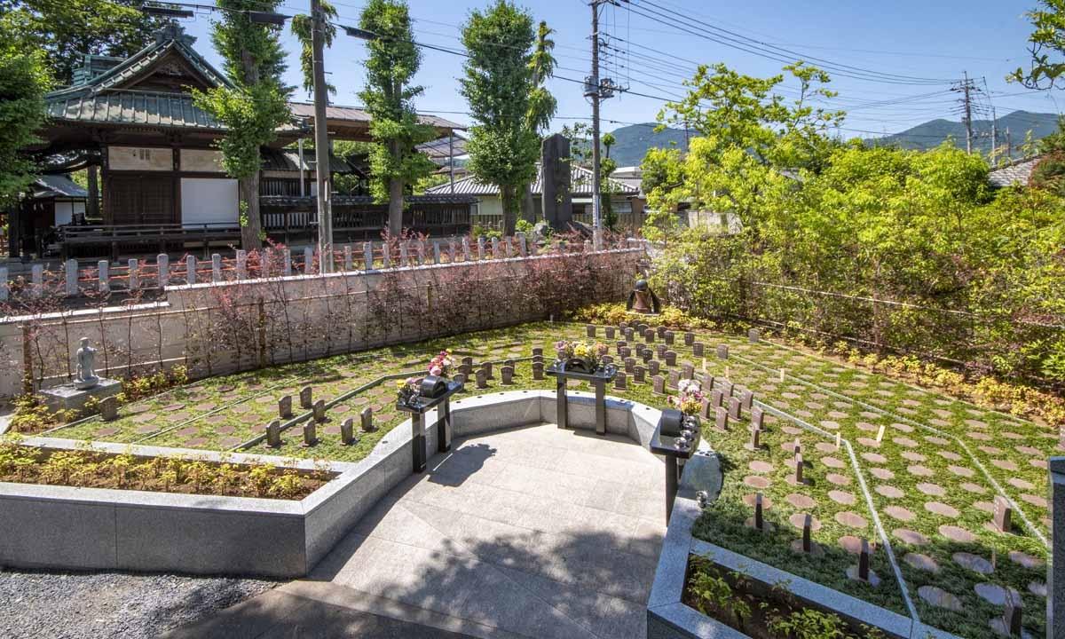 観音院 永代供養墓 樹木葬