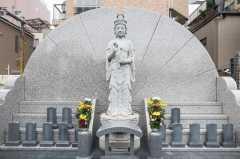 龍興院 浄縁の碑