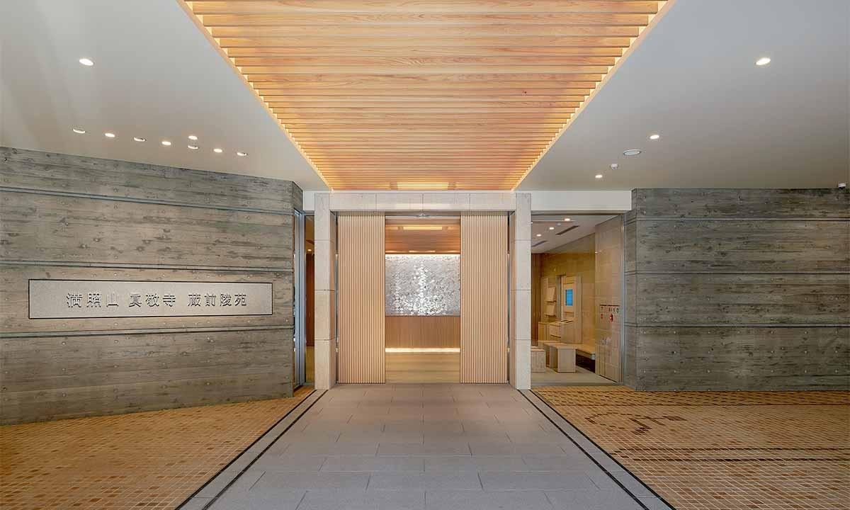 蔵前陵苑 永代供養堂 白光堂の写真