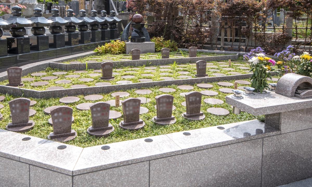 勧行寺墓苑 永代供養墓・樹木葬