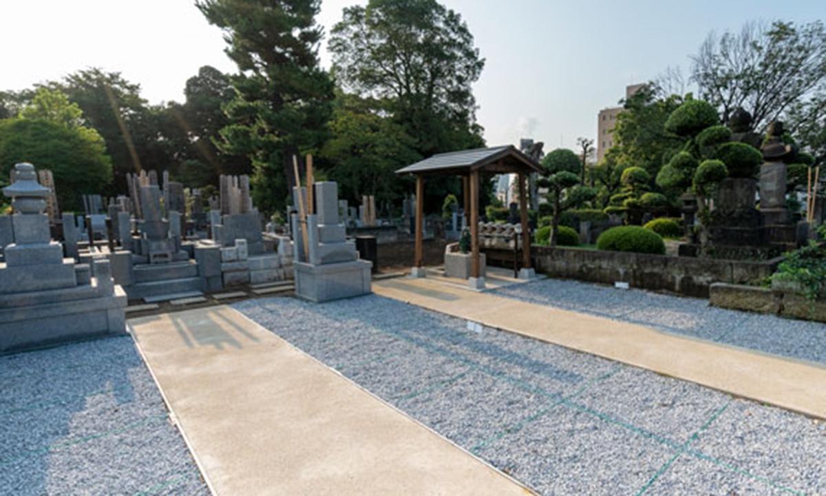 広尾 祥雲寺墓苑