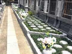 別所のさくら樹木葬墓地