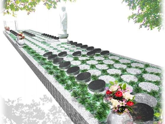 名古屋東樹木葬墓地1