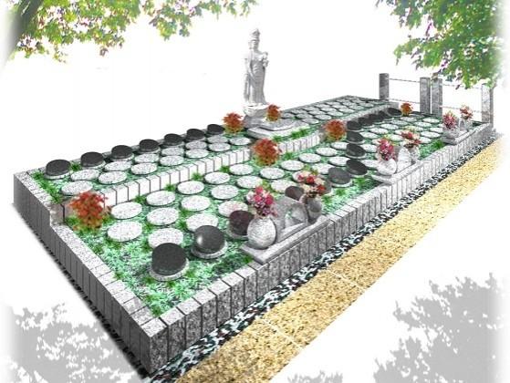 朝霞樹木葬墓地