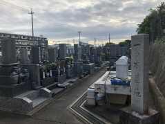 一ツ木墓地