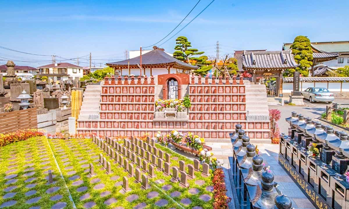 平等寺・樹木葬 永代供養墓